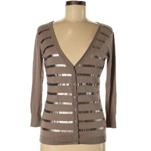 The Limited Button Up Cardigan Size M